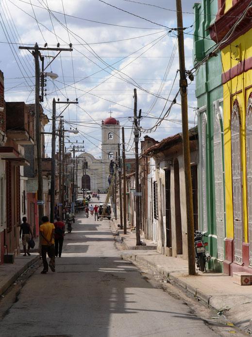 Straßenszenen in Camagüey, Kuba (Foto Jörg Schwarz)