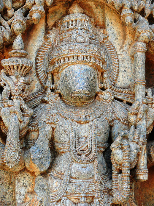 Spurenwechsler In der Spur Reise Blog Schwarz Jörg Indien Tempel Karnataka Kultur Highlight TIPS