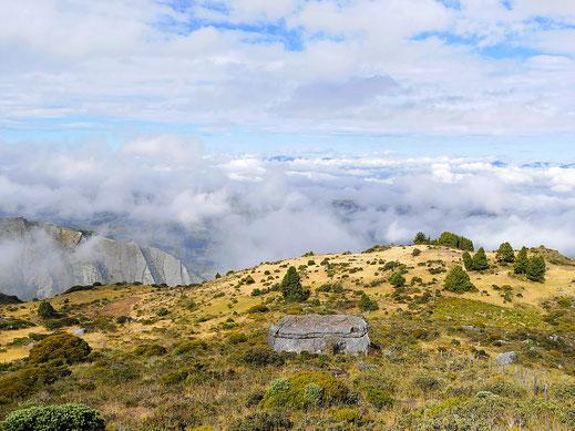 Der Königsfelsen, Monguí, Kolumbien (Foto Jörg Schwarz)