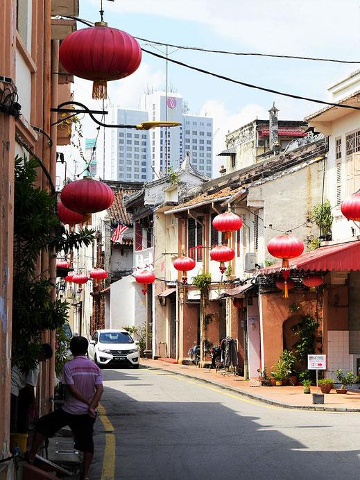 Historisches Asien pur... Melaka, Malaysia (Foto Jörg Schwarz)