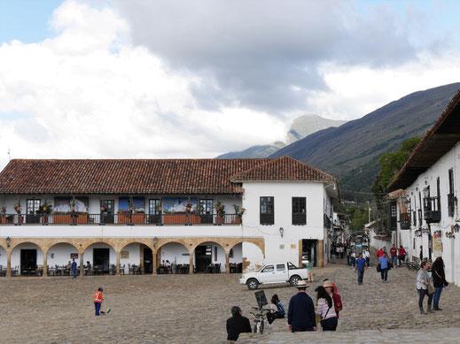 Das fabelhafte Villa de Leyva, Kolumbien (Foto Jörg Schwarz)