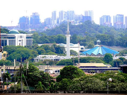 Spurenwechsler freuen sich auf Kuala Lumpur zum Abschied von Malaysia 2018, KL, Malaysia (Foto Jörg Schwarz)