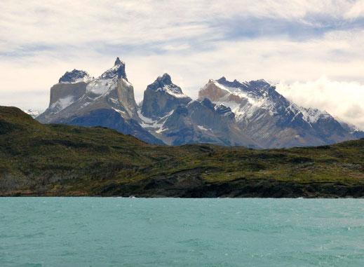 Im Torres Del Paine-Nationalpark (Foto Jörg Schwarz)