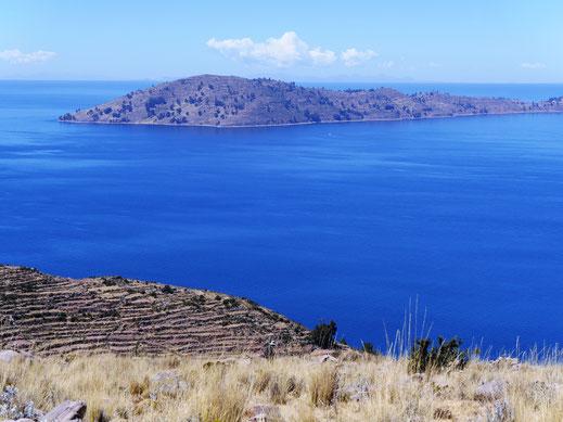 Fantastische Ausblicke auf den Titicacasee, Capachica, Peru (Foto Jörg Schwarz)