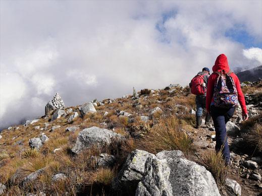 Die Region bietet perfekte Trekkingziele, El Cocuy Nationalpark, Kolumbien (Foto Jörg Schwarz)