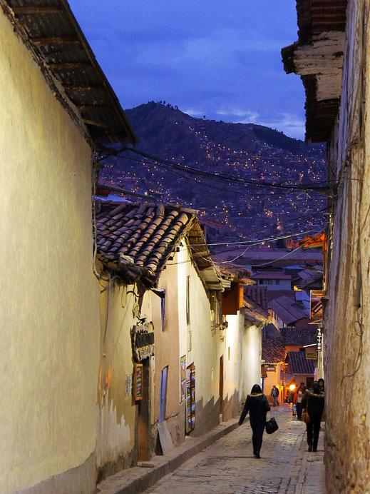 Cuscos Restaurant- und Kneipenszene kann sich sehen lassen... Cusco, Peru (Foto Jörg Schwarz)