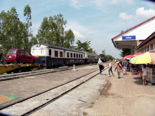 Spuren | WECHSLER reisen diesesmal mit dem Bummelzug... Takeo, Kambodscha (Foto Jörg Schwarz)