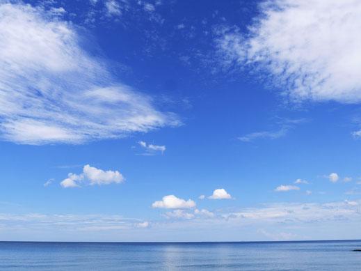 Das Wetter spielt mit, ein perfekter Tag! Koh Kong Island, Kambodscha (Foto Jörg Schwarz)