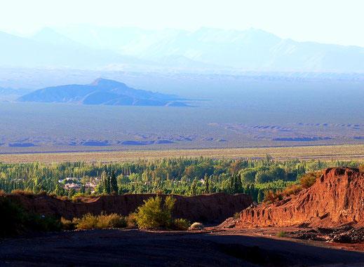 Spurenwechsler, Reise-Tips, Reisereportagen, Reiseblog, Cuyo, Argentinen Barreal, Calingasta, Asilta, Tontal
