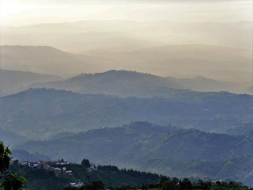 Welche Horizonte stehen offen? Kolumbien (Foto Jörg Schwarz)