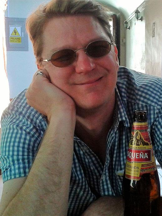 Bier am Nachmittag... Ayacucho, Peru (Foto Magdalena Bosak)