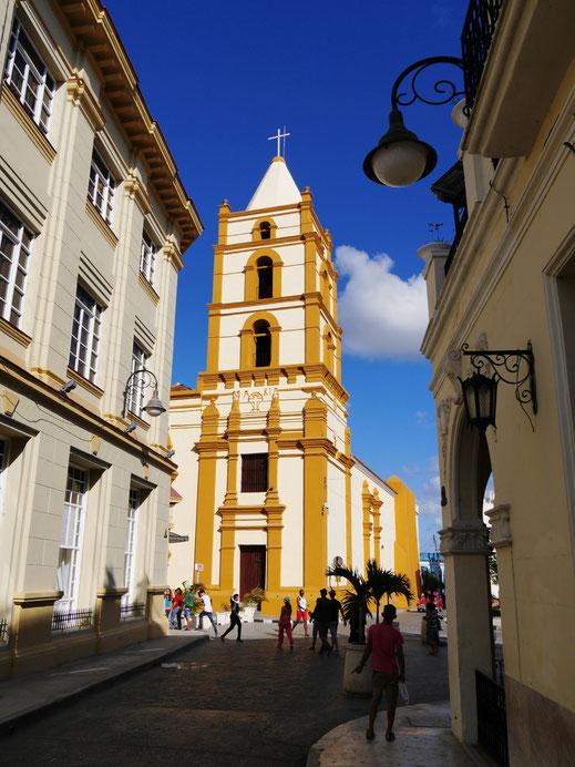 Iglesia de Nuestra Senora de la Merced, Camagüey, Kuba (Foto Jörg Schwarz)