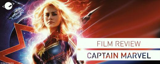 FANwerk Film Review Captain Marvel Brie Larson MCU Avengers Kritik Rezension Endgame