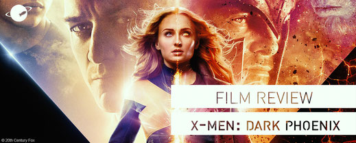marvel film review dark phoenix fanwerk sophie turner james mcavoy michael fassbender