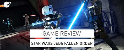 FANwerk Game Review Star Wars Jedi Fallen Order