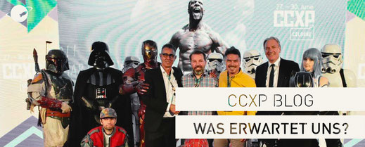 CCXP Germany Deutschland Köln Comic Con Experience Blog