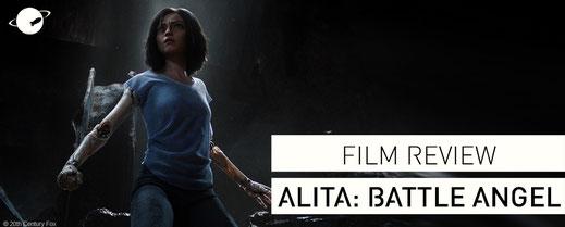 FANwerk Film Review Alita Battle Angel