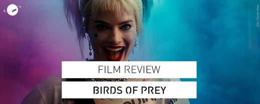 film review birds of prey harley quinn dc joker