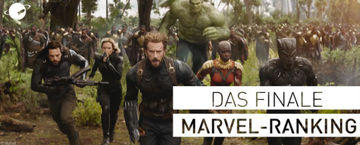 FANwerk Marvel Ranking MCU Film Review Avengers