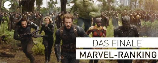 FANwerk Marvel Ranking MCU Film Review Avengers