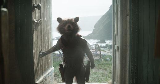 FANwerk Film Review Avengers Endgame Review Kritik Rezension Blog Iron Man Dies Captain America Thor Thanos Rocket sucht Thor