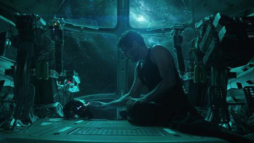 avengers endgame tony stark iron man