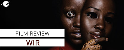 Wir film movie review Lupita Nyong'o Jordan Peeles