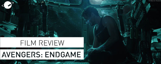 FANwerk Film Review Avengers Endgame Review Kritik Rezension Blog Iron Man Dies Captain America Thor Thanos