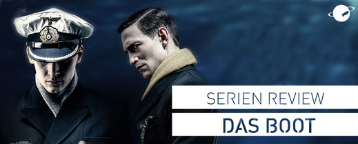 FANwerk Serien Review Das Boot Sky Originals