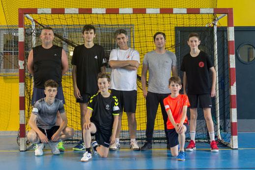 Equipe 1 du tournoi 2018