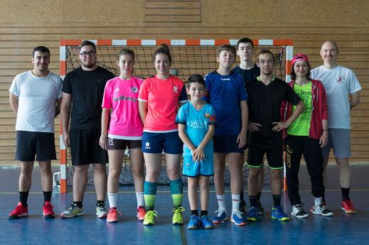 Equipe 6 du tournoi 2018
