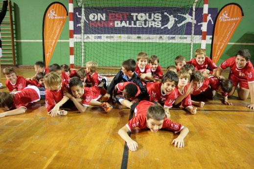 Valeurs de la JA Isle Handball : l'amitié