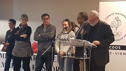 Esprit sportif 2018 - Alain Eymard présentation
