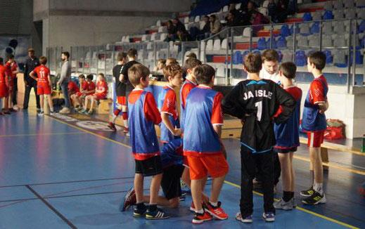 Deuxième photo de l'équipe garçon des -13 ans