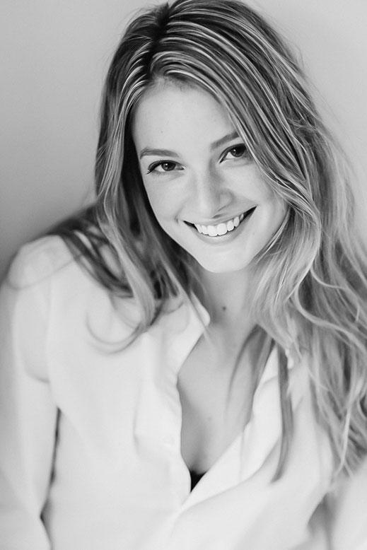portretfotografie limburg zwart wit