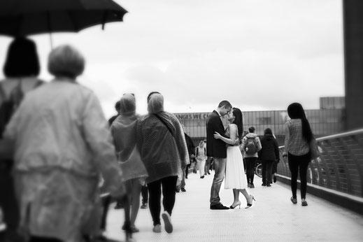 Preweddingshoot in Londen JePP fotografie