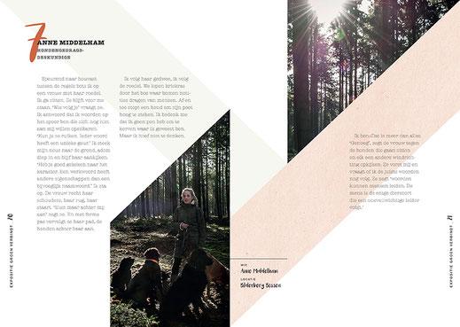 Voorbeeldpagina uit brochure