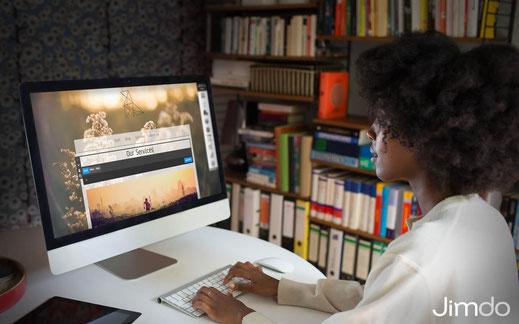 Création de votre site web sans compromis