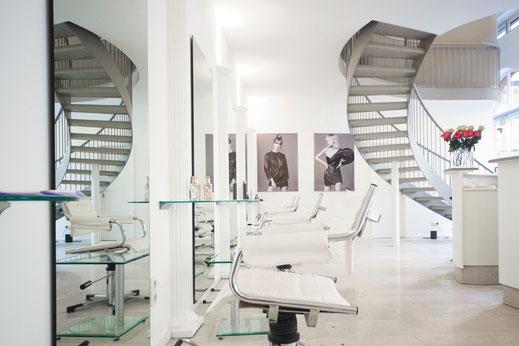Friseursalon in Münchens Altstadet