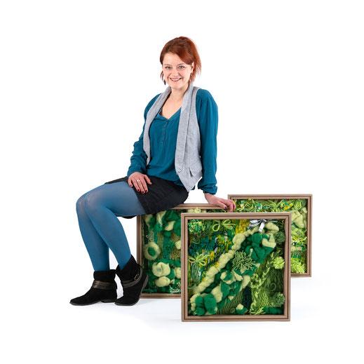 Laura T. - Kunsttherapeutin