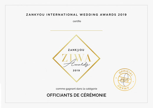best wedding celebrant France