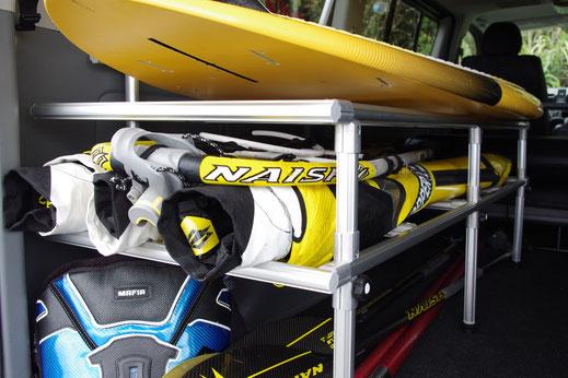 ウインド サーフィン トランポ ボードラック