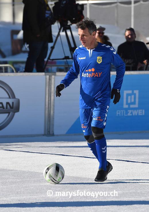 Gianfranco Zola - ehem. italienischer Fußballspieler und Fußballtrainer