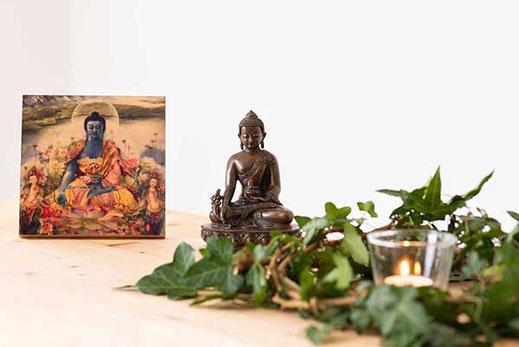 Tibetische Massage Ku Nye, SURYANI, Niederrohrdorf