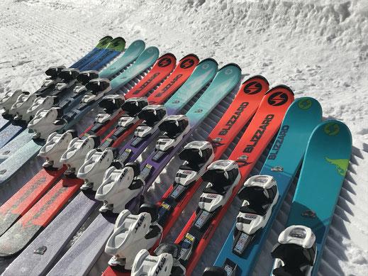 Blizzard, Tecnica , noleggio sci, val senales, masocorto, ghiacciaio
