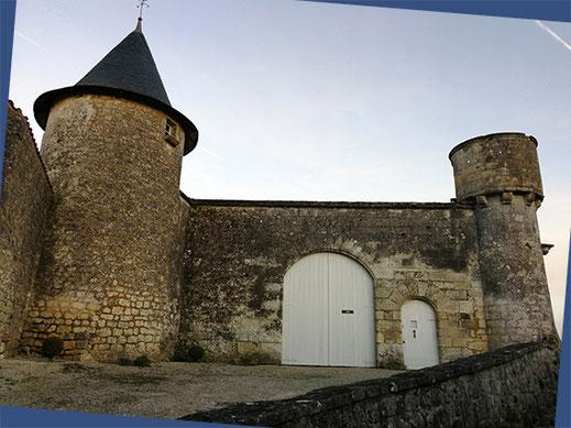 Château de Saint Savinien surCharente