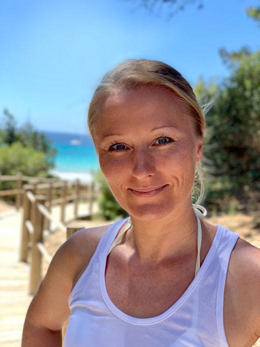 Porträtfoto Anne-Kathrin Hasse