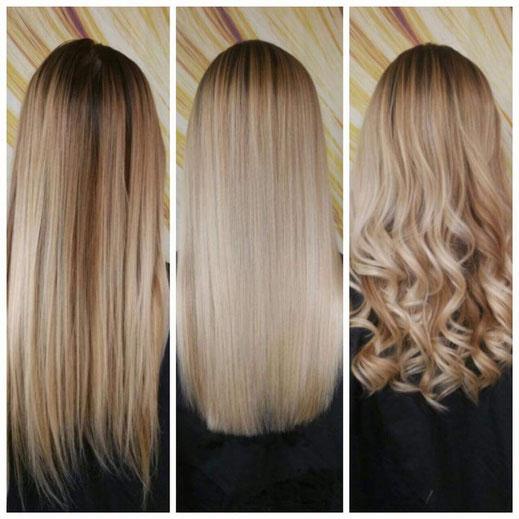 Olaplex Blondierung