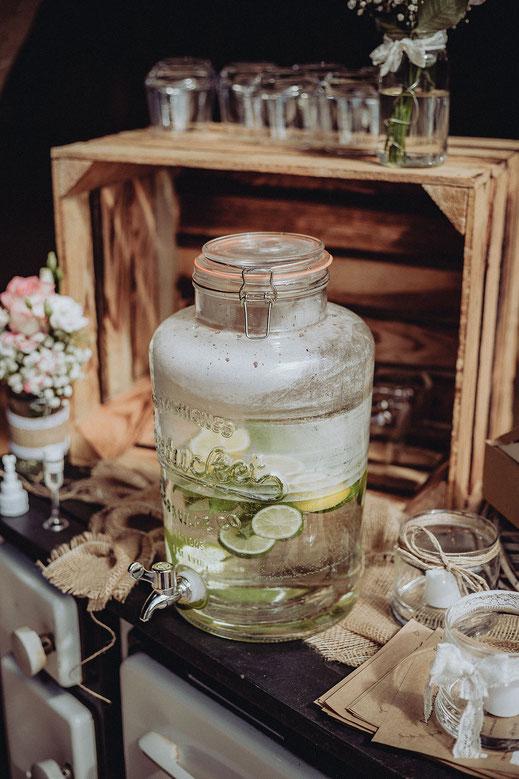 Vintage Wasserspender