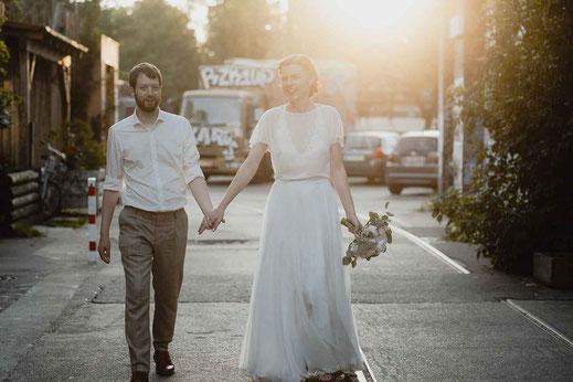 Hochzeit in der Oberhafenkantine
